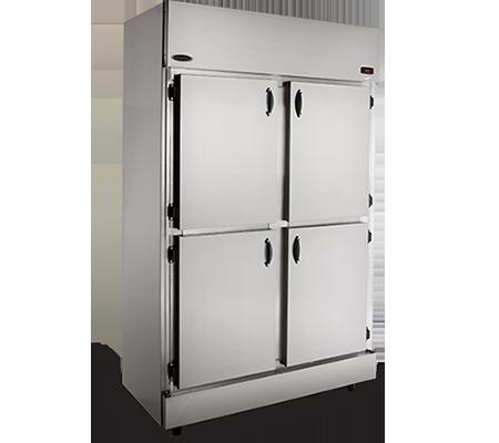Refrigerador Comercial Inox 4 Portas 840L RC-4 Conservex