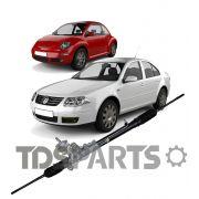 CAIXA DE DIREÇÃO HIDRAULICA REMANUFATURADA VW GOLF / AUDI A3 / BORA / NEW BEATLE  CX ZF