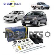 Reparo Caixa de Direção Hidráulica Chevrolet Meriva/Montana 04 a 09/Corsa 02 a 10