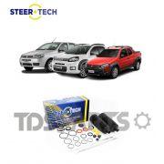 Reparo Caixa de Direção Hidráulica Fiat Palio 00 a 18 / Siena 01 a 15 / Strada 01 a 18 TRW 25mm