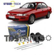 Reparo Caixa de Direção Hidráulica Toyota Corolla