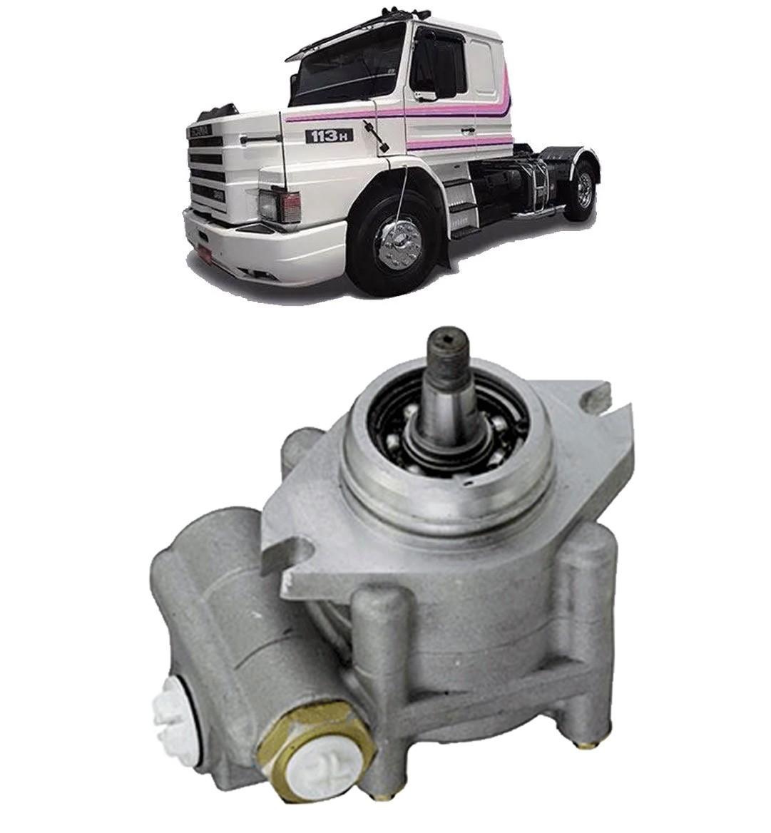Bomba De Direção Hidráulica Scania Serie 3 / 113