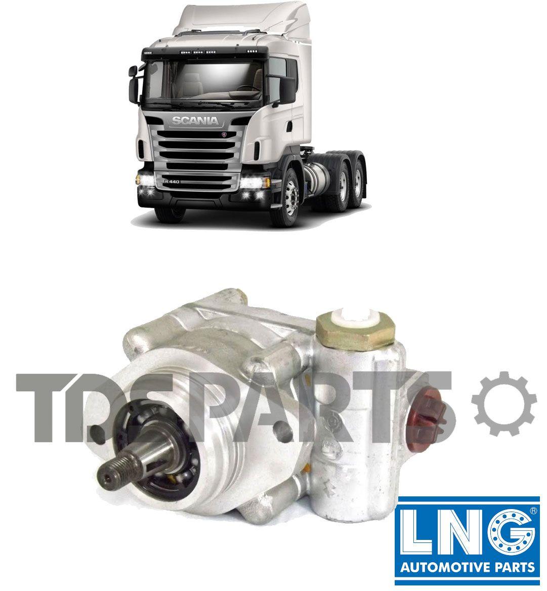 Bomba De Direção Hidráulica Scania Serie 4 | P94 | K94 | 124 | 114 - Importada