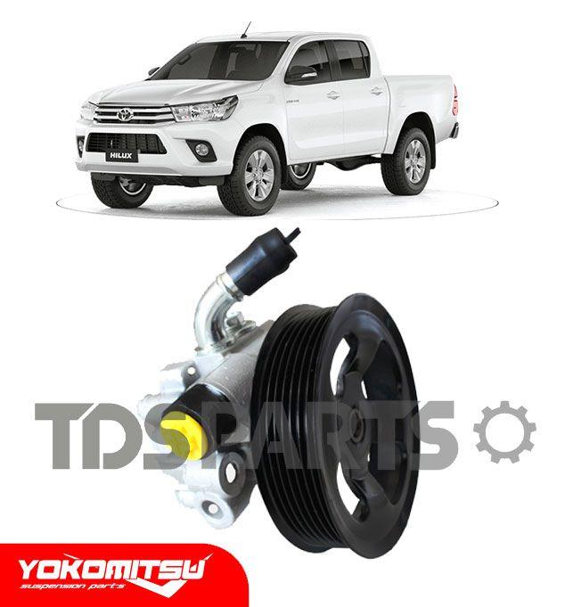 Bomba De Direção Hidráulica Toyota Hilux Diesel 2.8 SR | SRV | SRX | SW4