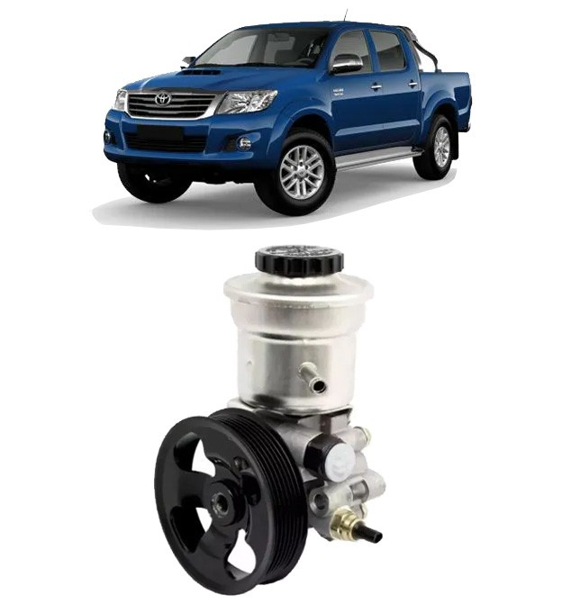 Bomba De Direção Hidráulica Toyota Hilux SR | SRV | SW4
