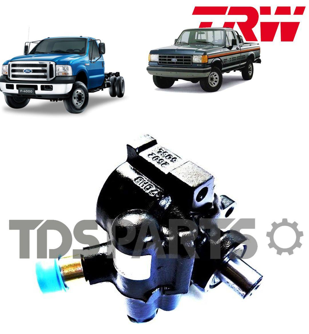 Bomba De Direção Hidráulica  TRW Ford F1000 | F4000  (Motor MWM)