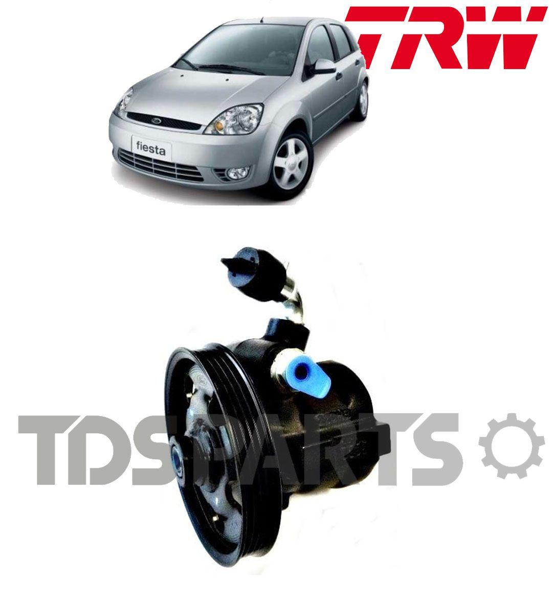 Bomba De Direção Hidráulica Ford Fiesta Supercharger (TRW)