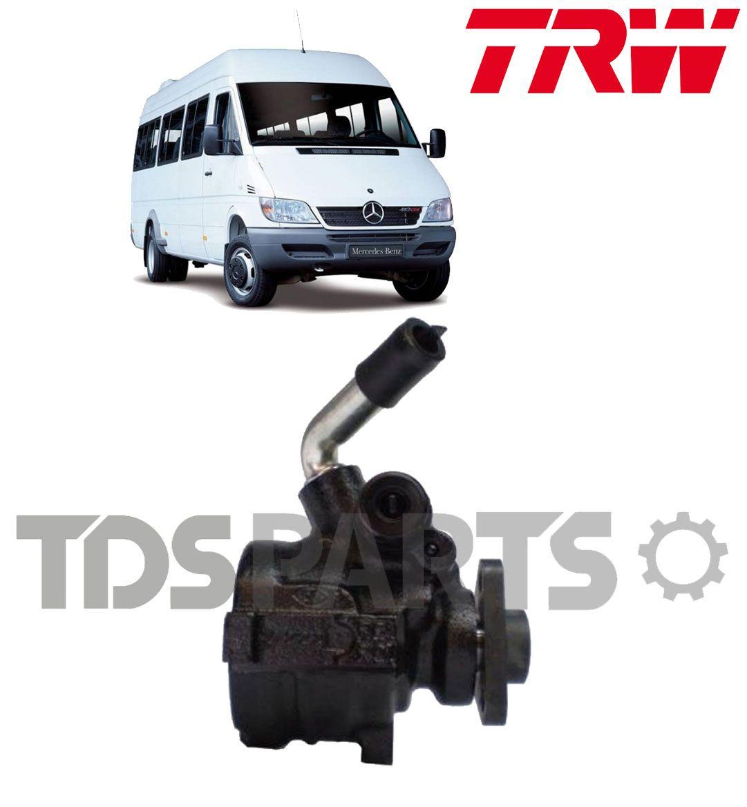 Bomba De Direção Hidráulica TRW Sprinter 310 | 315 | 2.5 HS Maxion