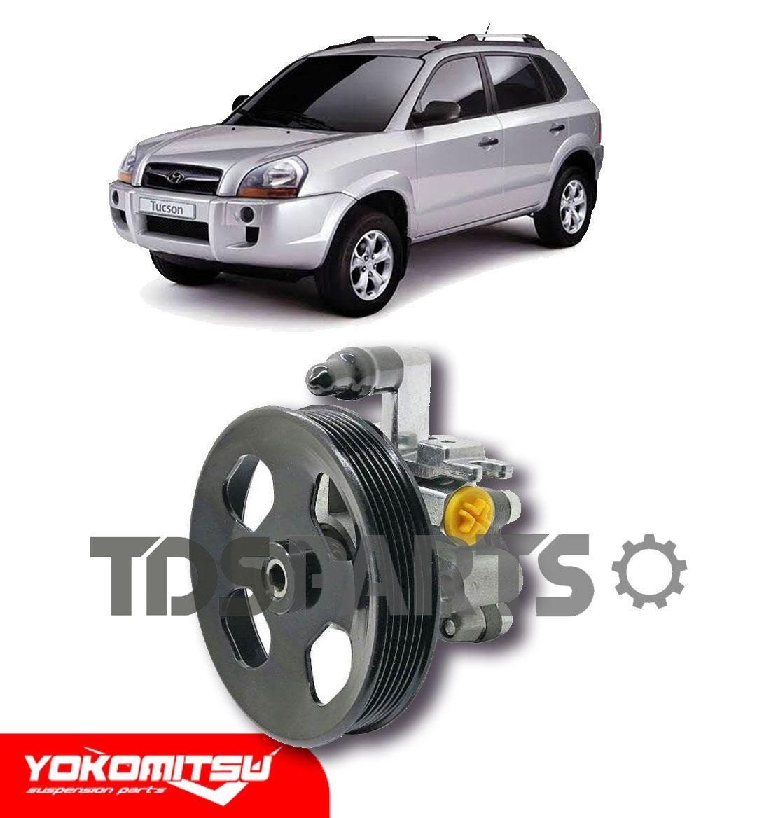 Bomba Direção Hidráulica Hyundai Tucson V6 | Kia Sportage Motor V6