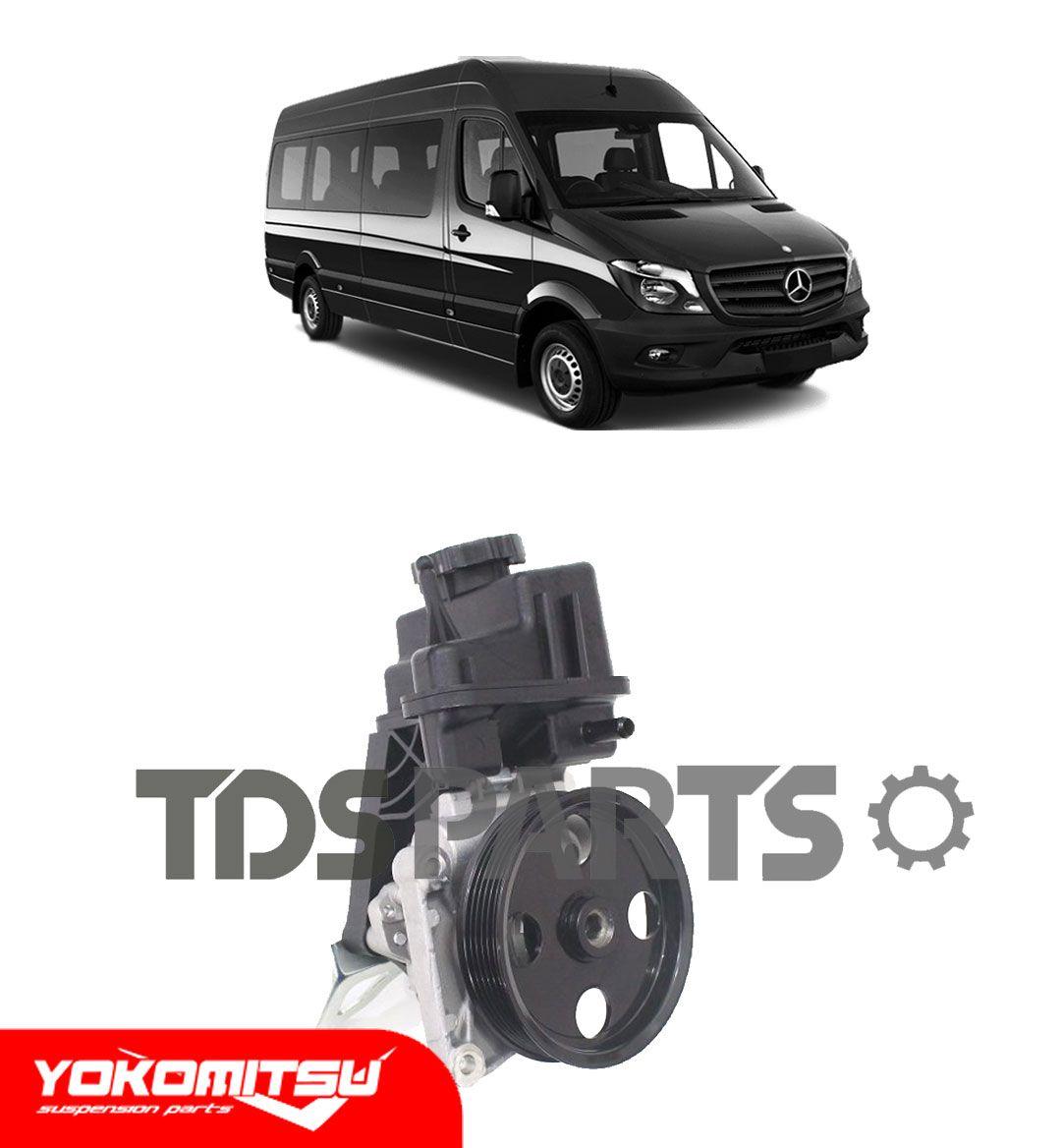 Bomba Direção Hidráulica Sprinter - Motor CDI