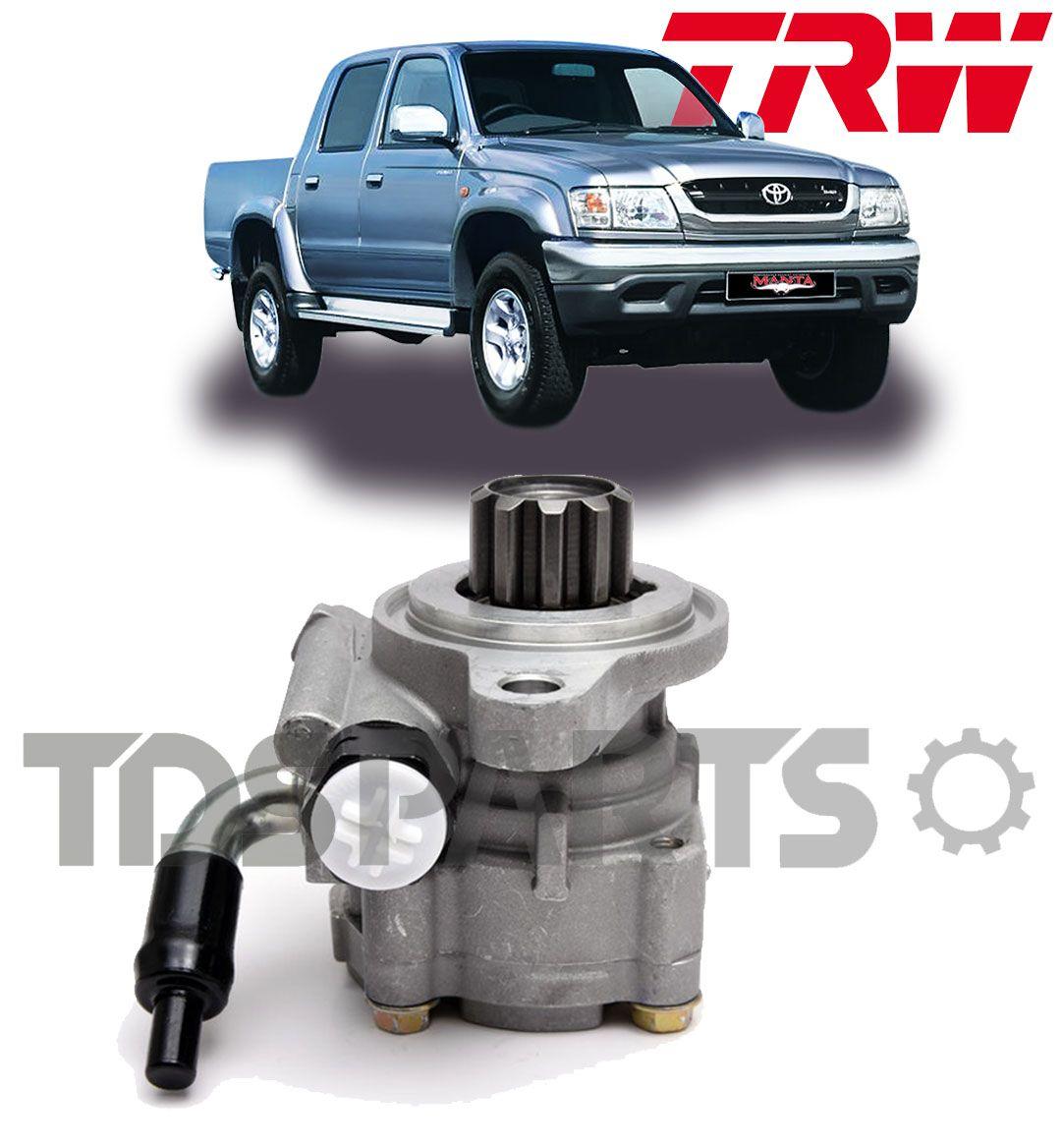 Bomba de Direção Hidráulica TRW Toyota Hilux 3.0 | SW4 - Aspirada
