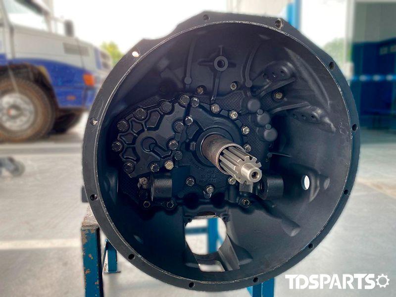 Caixa Cambio ZF 16S-2280 (Revisada)