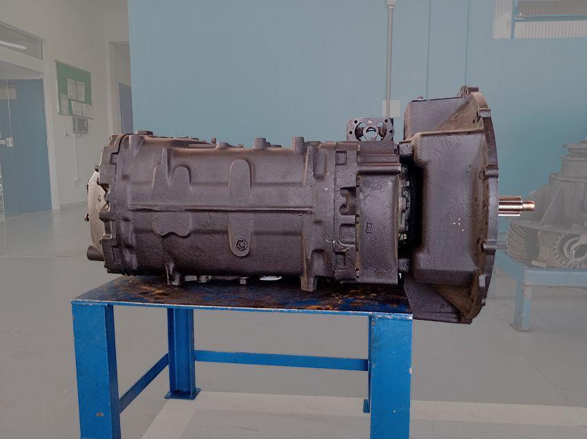Caixa de Câmbio ZF 16S-1650