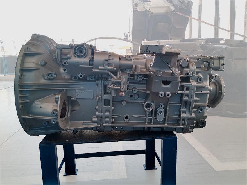 Caixa de Câmbio Automatizada G-280