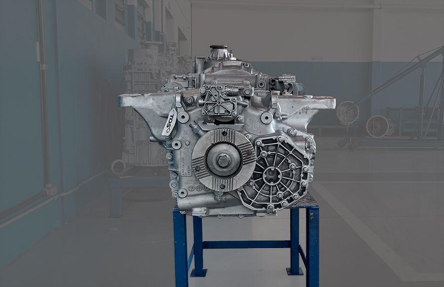 Caixa de Câmbio Automatizada Mercedes G-330