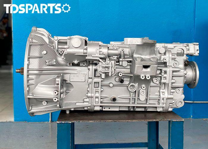 Caixa de Câmbio Mercedes Benz Automatizado G-281 (Revisada)