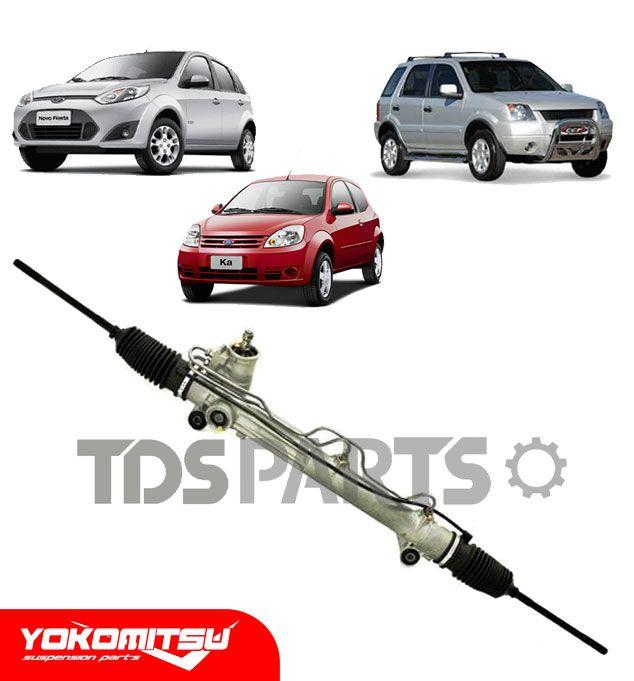 Caixa De Direção Hidráulica Ford Fiesta | Ecosport  | Ka