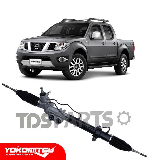 Caixa De Direção Hidráulica Nissan Frontier 08/16