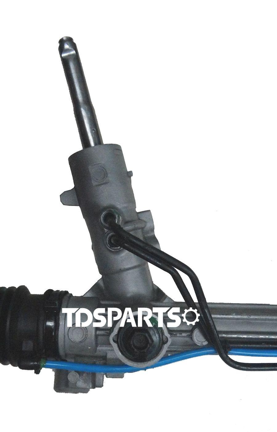 Caixa de Direção Hidráulica Remanufaturada Focus Modelo Visteon Sem Sensor