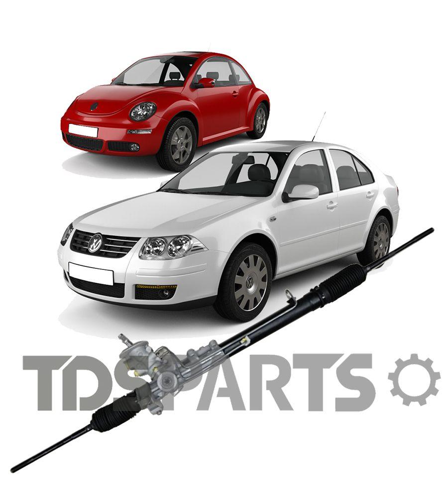 Caixa de Direção Hidráulica Remanufaturada Volkswagen Golf   Bora   Jetta   New beetle   Audio A3 Caixa ZF
