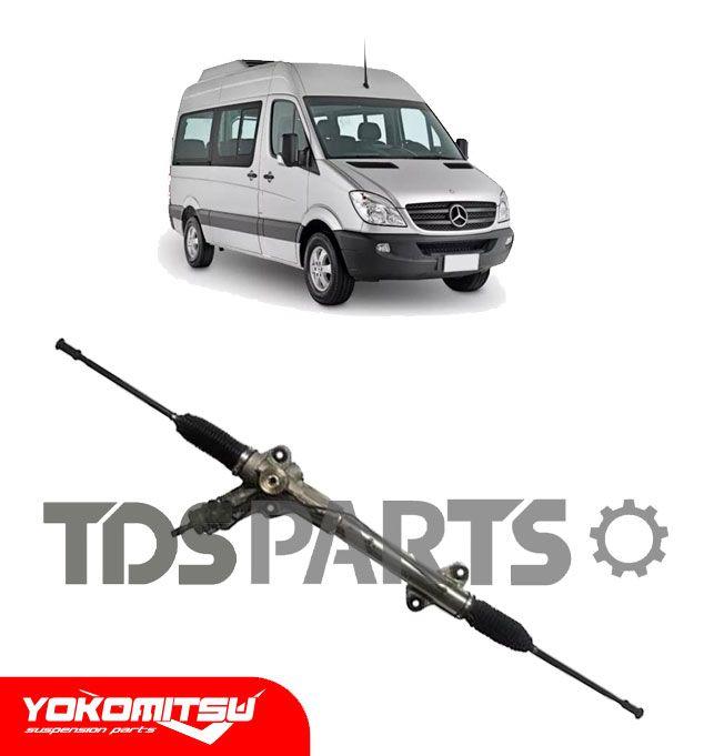 Caixa De Direção Hidráulica Sprinter 311 | 313 | 415 | 515 CDI (2012...)