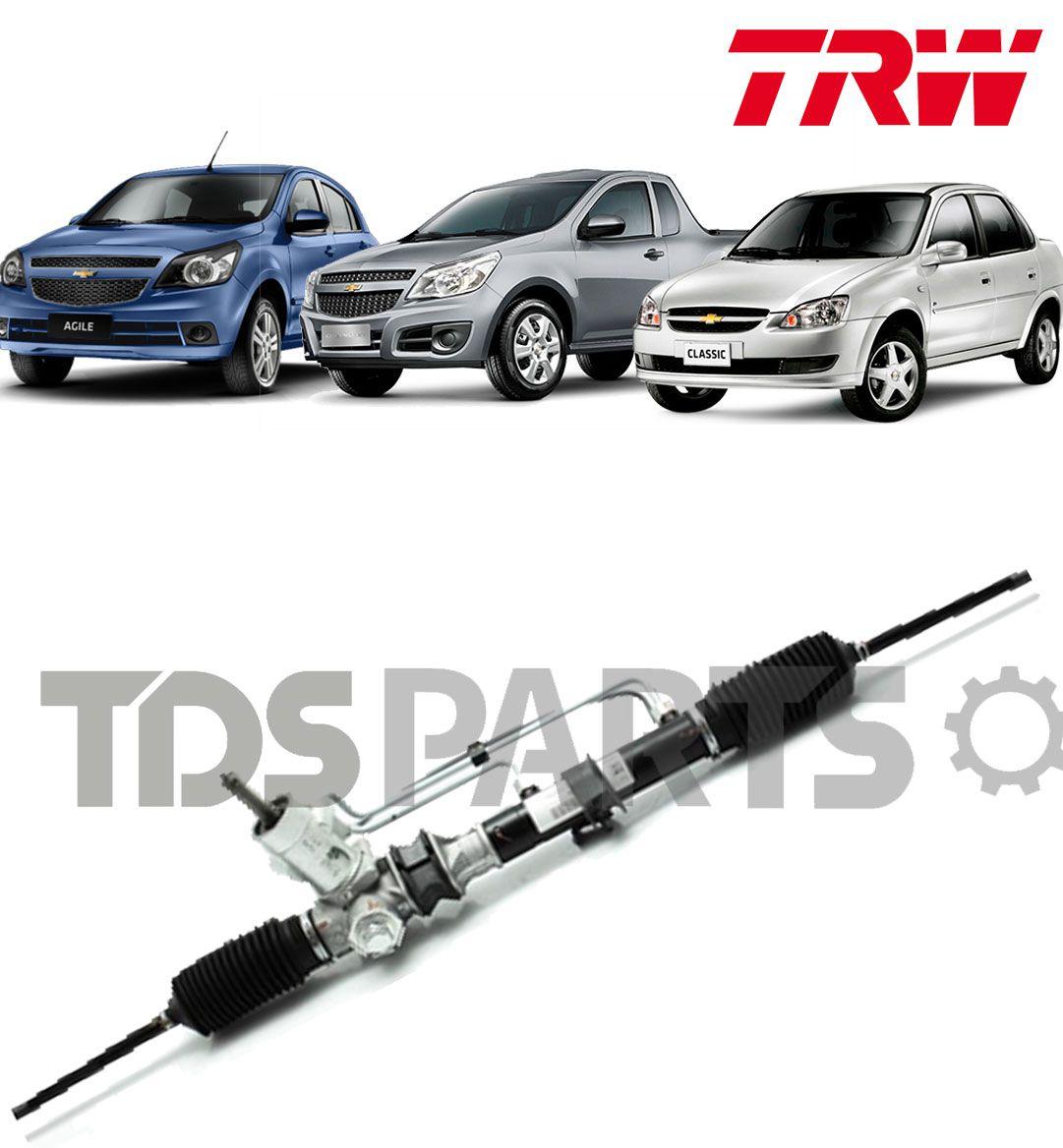 Caixa De Direção Hidráulica Corsa | Classic | Prisma | Celta | Agile | Nova Montana | Pick-Up | Wagon | Tigra