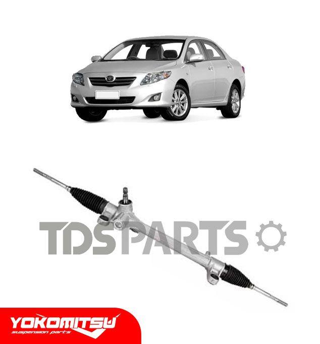 Caixa De Direção Mecânica Toyota Corolla 09/15