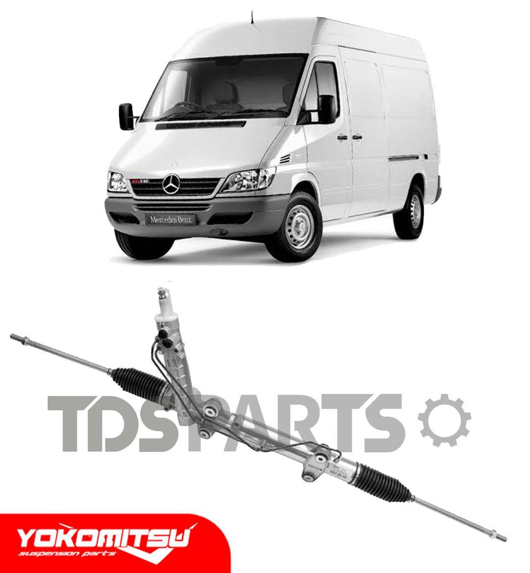 Caixa de Direção Mercedes Sprinter 310 | 315 | 313 | 412 | 415 CDI