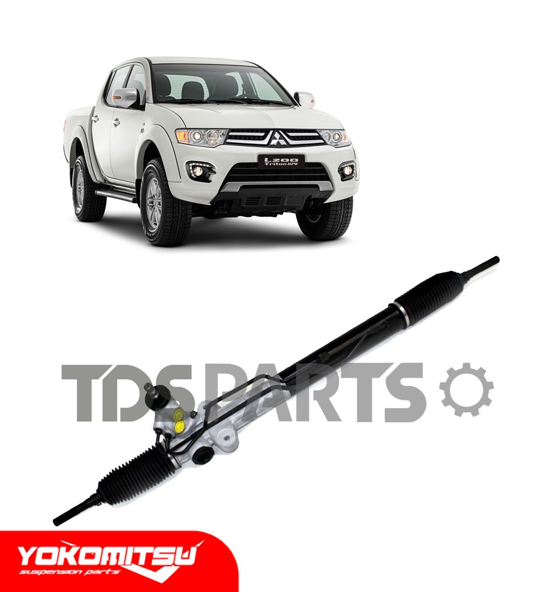 Caixa Direção Hidráulica Mitsubishi L200 Triton 4x4 | L200 Savana | Pajero Dakar