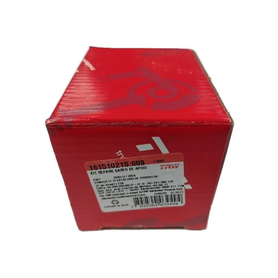 Conjunto de Regulagem da Caixa de Direção Fiat - Modelos Fire