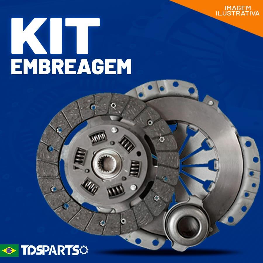 Kit Embreagem 365mm AGRALE, FORD e VOLKSWAGEN - Modelo EATON