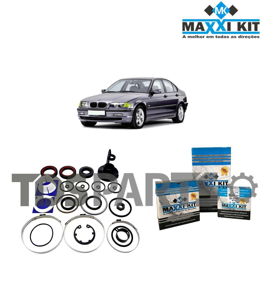 Reparo Caixa de Direção Hidráulica BMW 325 | 328 Modelo TRW