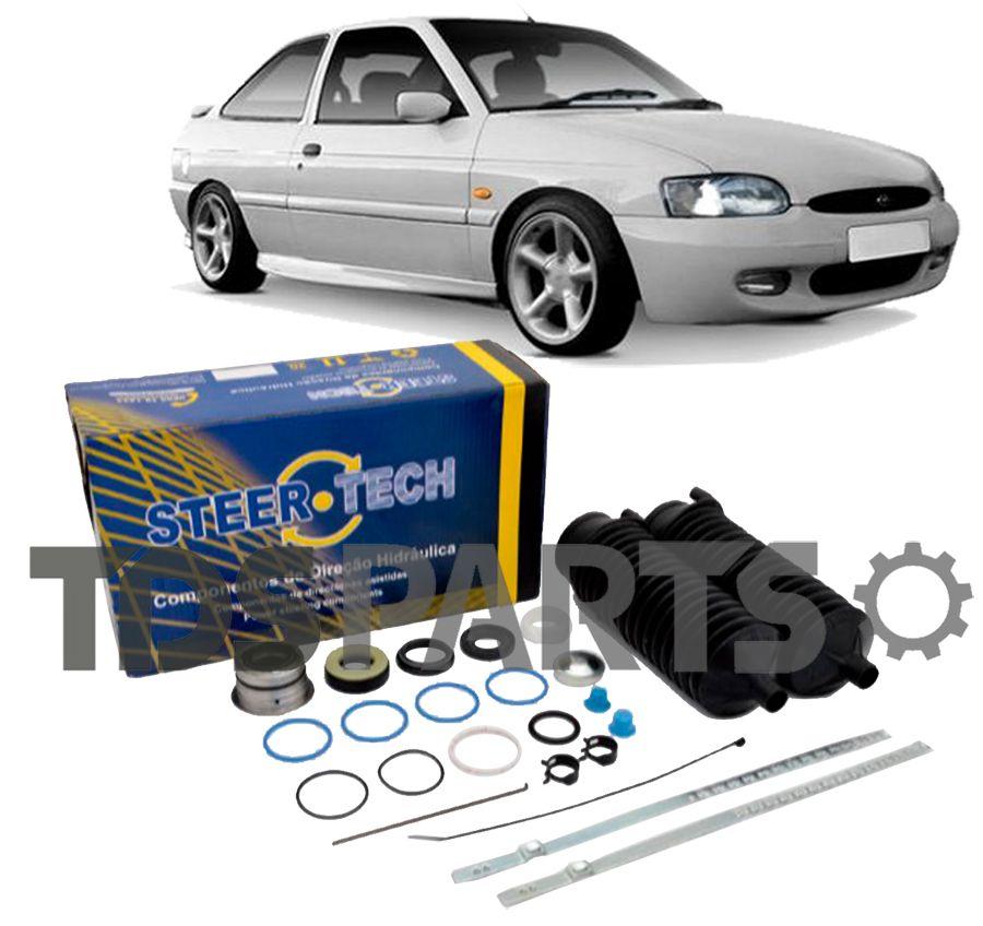Reparo Caixa de Direção Hidráulica Escort | Logus | Verona - Motor Zetec