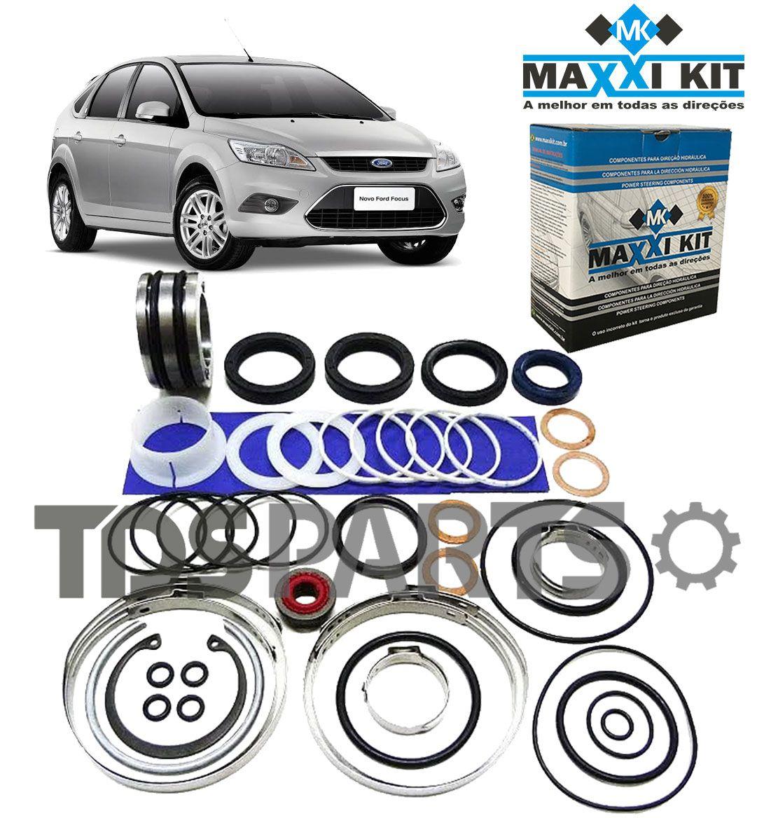 Reparo Caixa de Direção Hidráulica Ford Focus - Caixa Fomoco