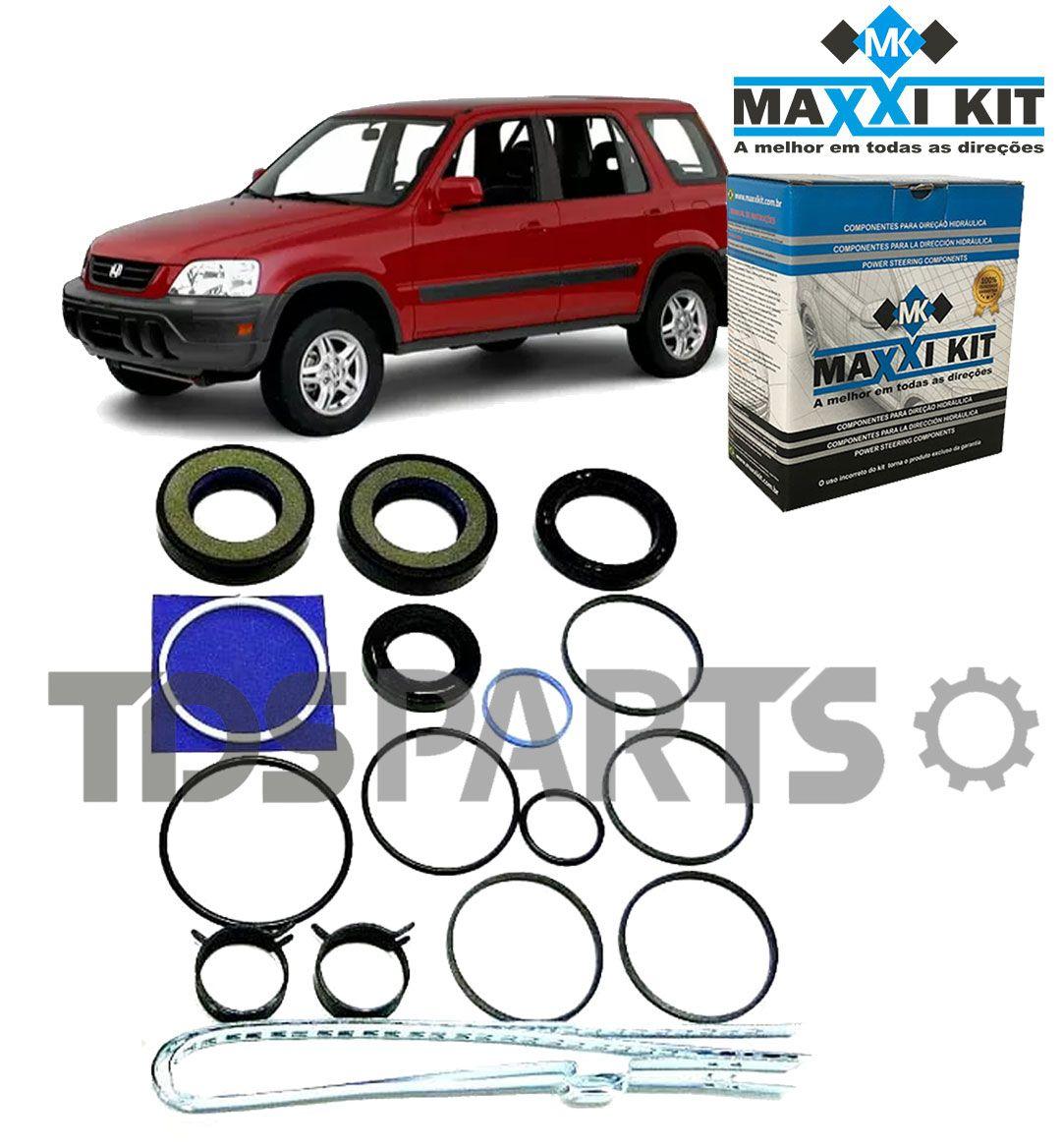 Reparo Caixa De Direção Hidráulica Honda CRV | Accord - Caixa Koyo