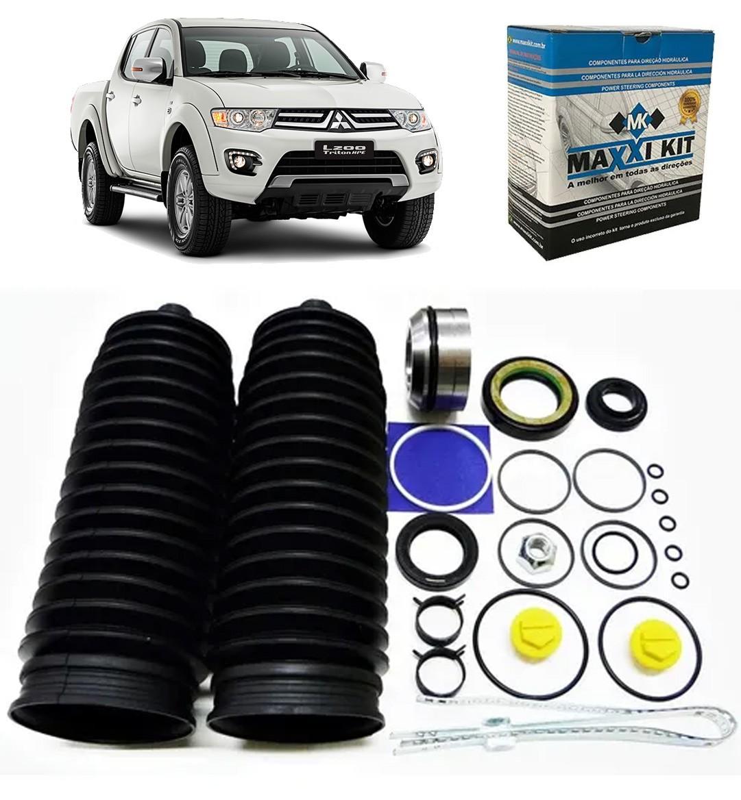 Reparo Caixa De Direção Hidráulica L200 Triton | Pajero Dakar | Savana