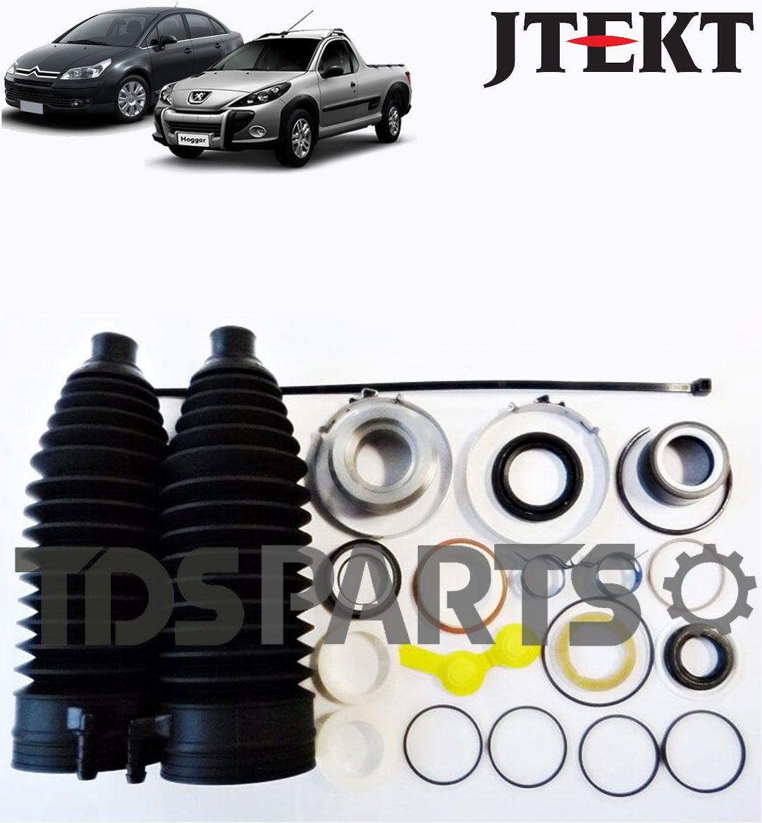 Reparo Caixa De Direção Hidráulica Original Peugeot 206 | 207 | Hoggar | C4 Pallas | C4 Hatch