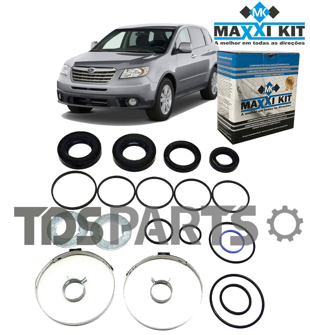 Reparo Caixa de Direção Hidráulica Subaru Tribeca