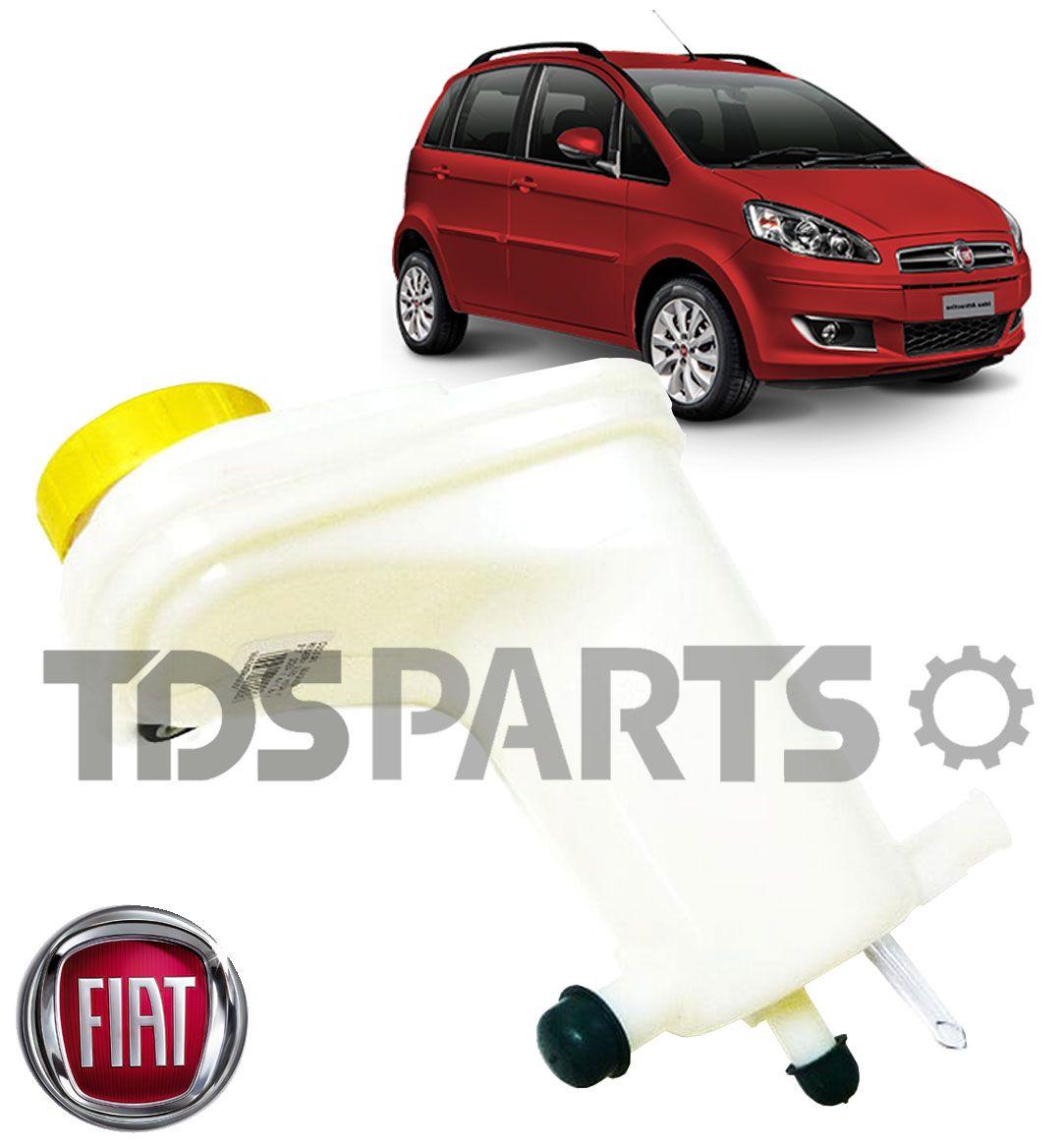 Reservatório De Óleo Hidráulico Fiat Idea 1.4 / 1.6 / 1.8