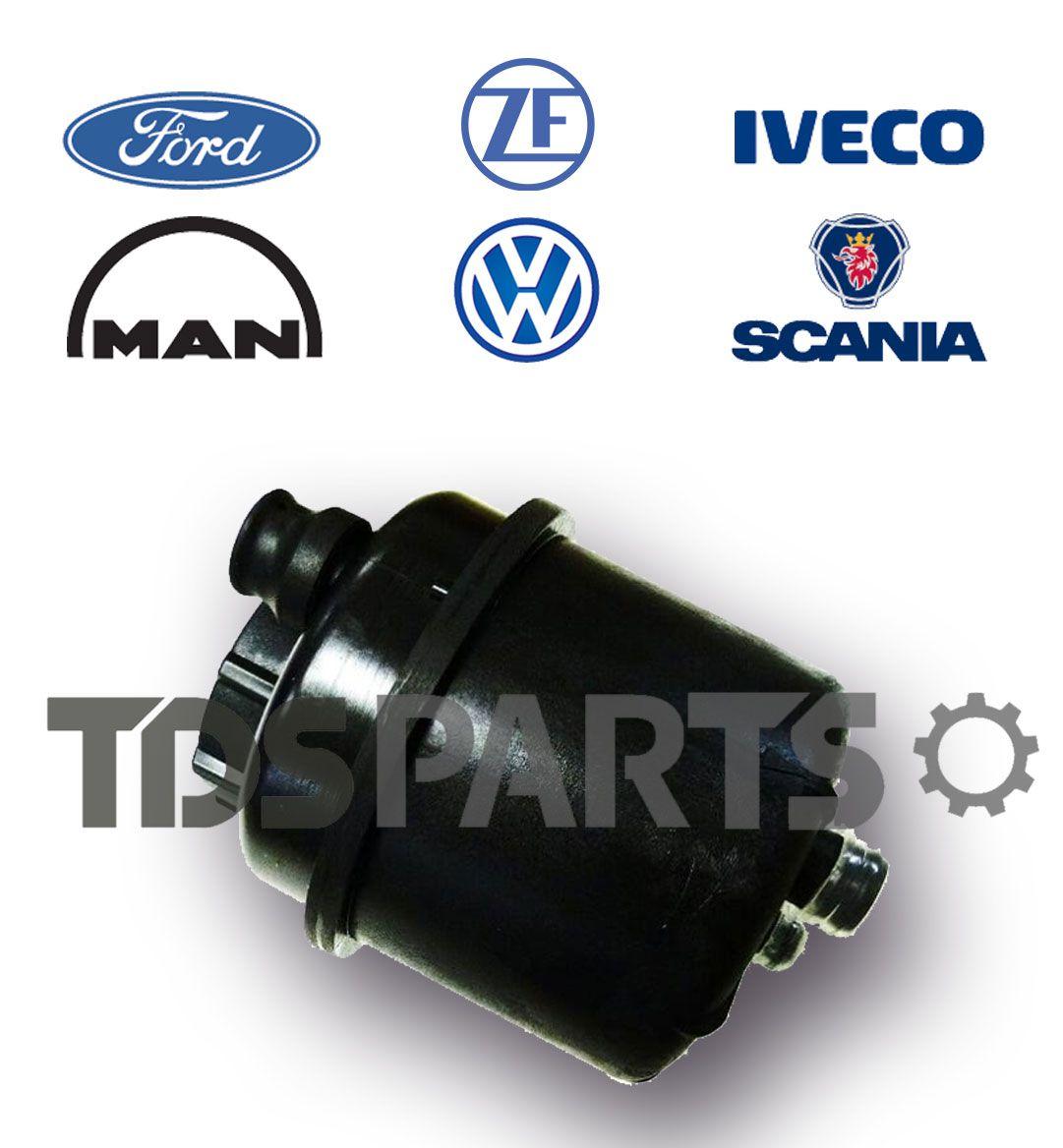 Reservatório De Óleo ZF | Bosch - Volks | Scania | Ford | Man | Iveco - Diversos