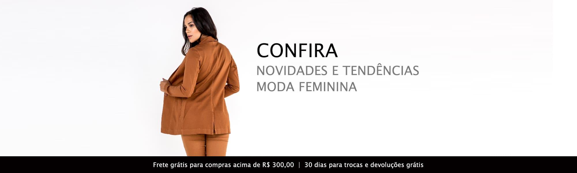 Confira Tendências da Moda Feminina!