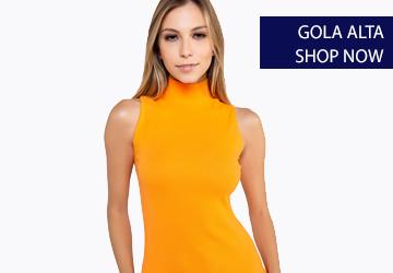 Além do conforto, a blusa de gola rolê traz todo o mood de sofisticação em uma simples peça!