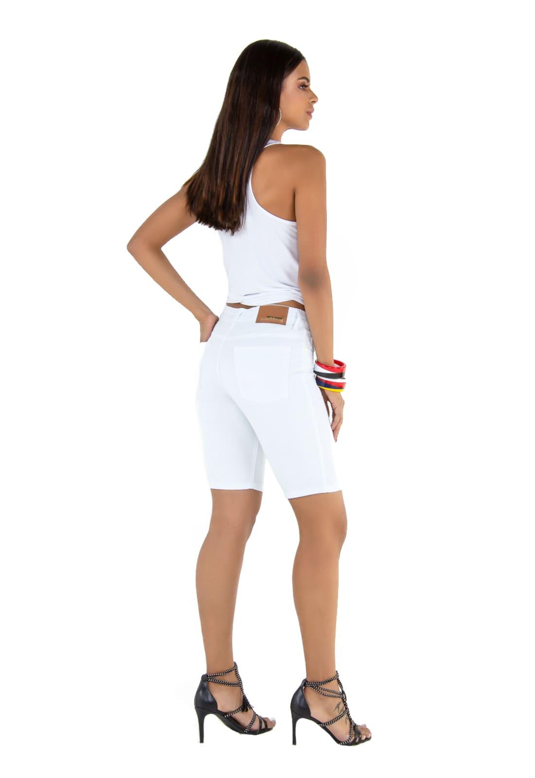 3 Regatas Feminina Latifundio - Cores Vermelho, Branco e Preto