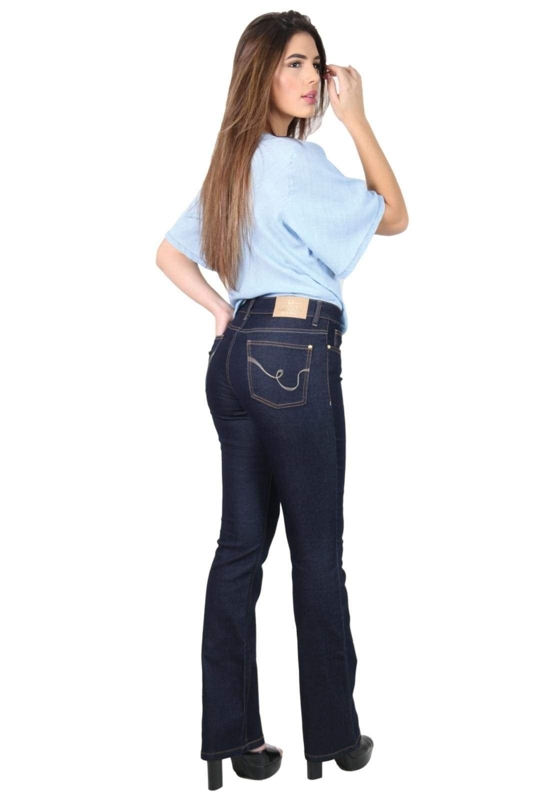 Calça Boot Cut Latifundio Tradicional Jeans