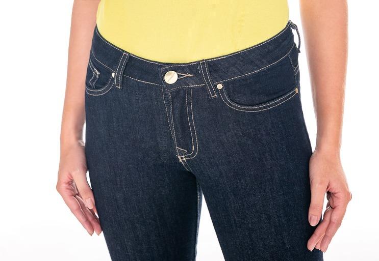 Calça Feminina Tradicional Skinny
