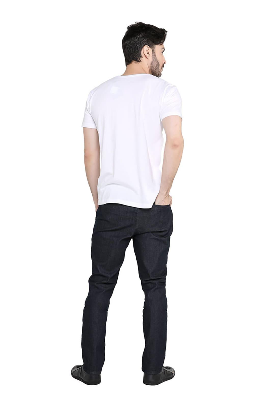 Calça Jeans Masculina Classic Jeans Escuro