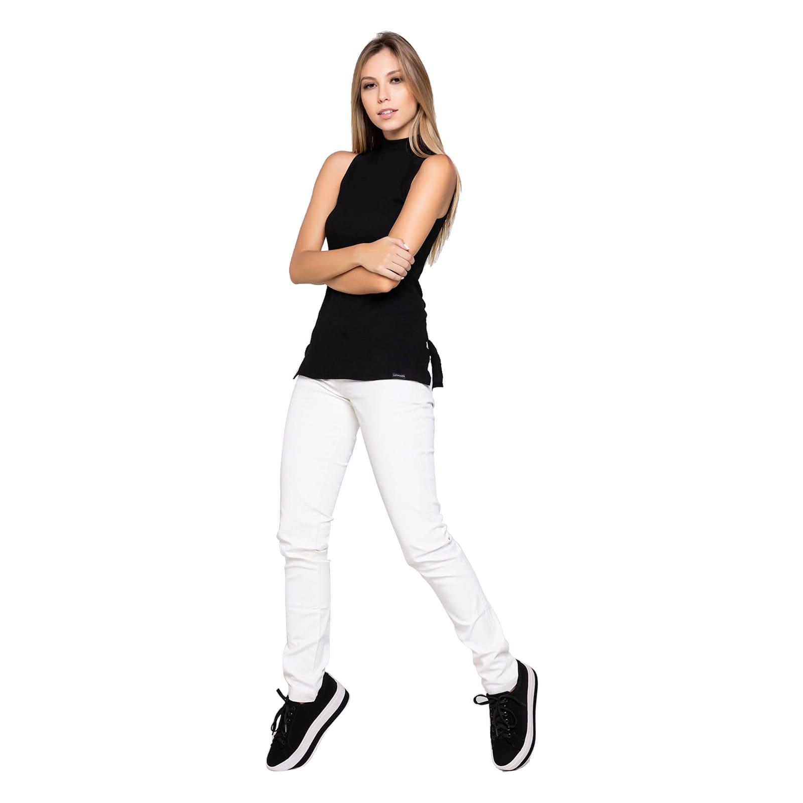 Calça Skinny Feminina Saint Tropez