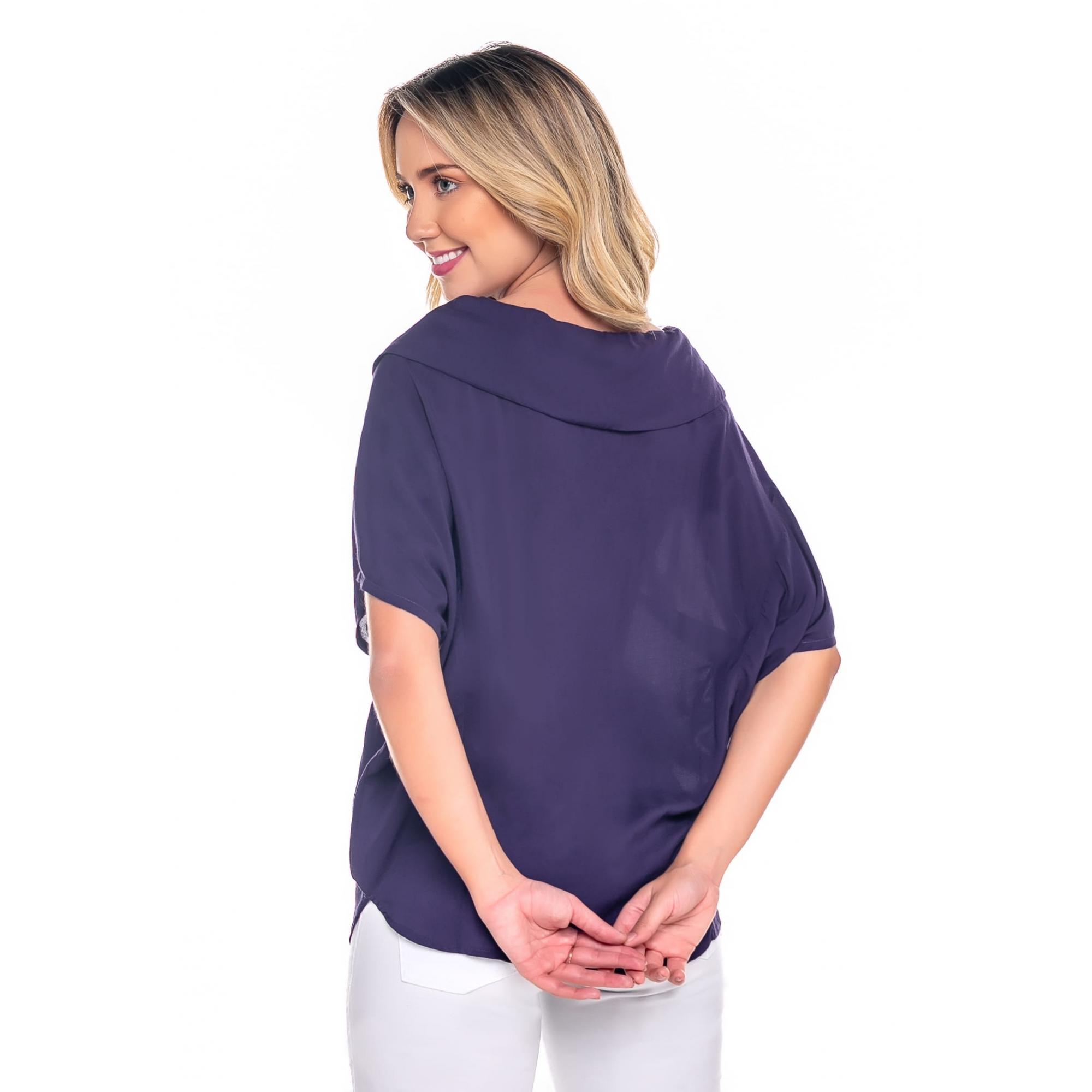 Camisa Feminina em Viscose