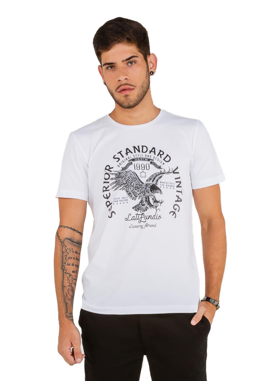 T-shirt Camiseta Masculina Latifundio Eagle