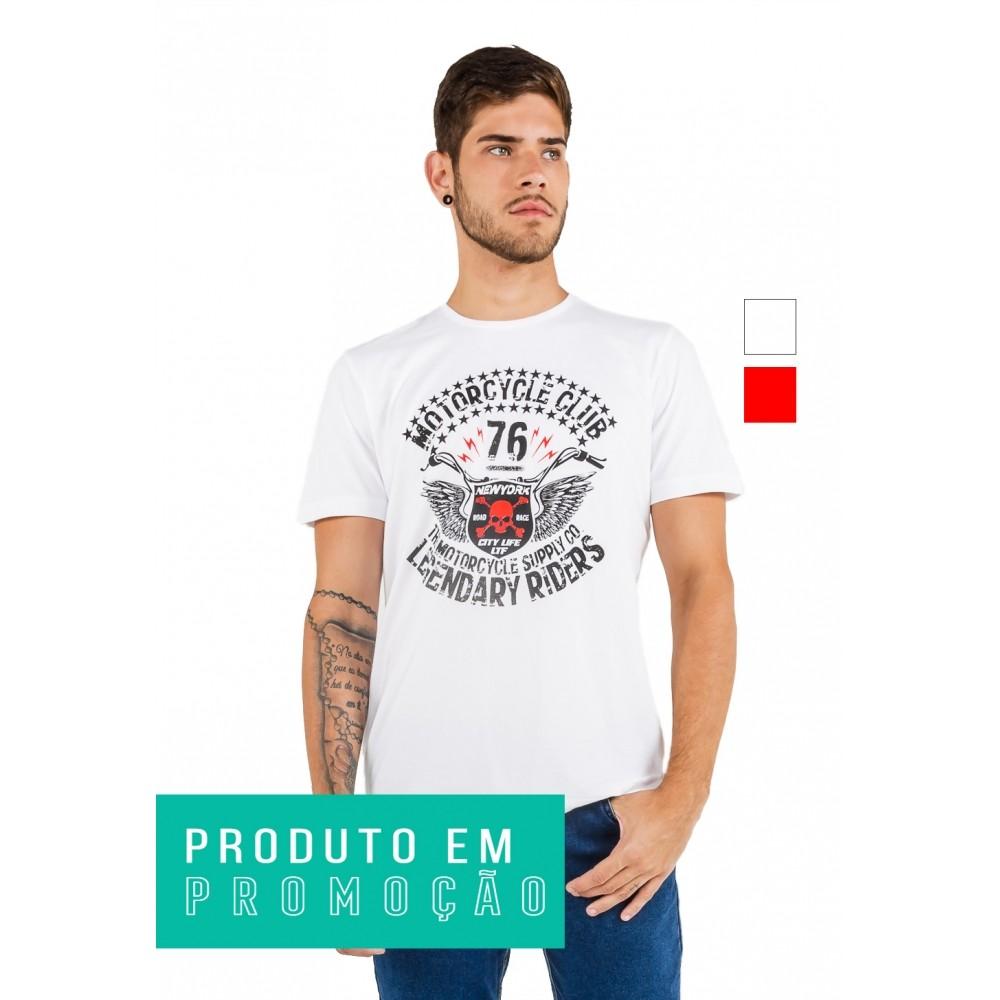 T-shirt Camiseta Masculina Latifundio Motorcycle Club